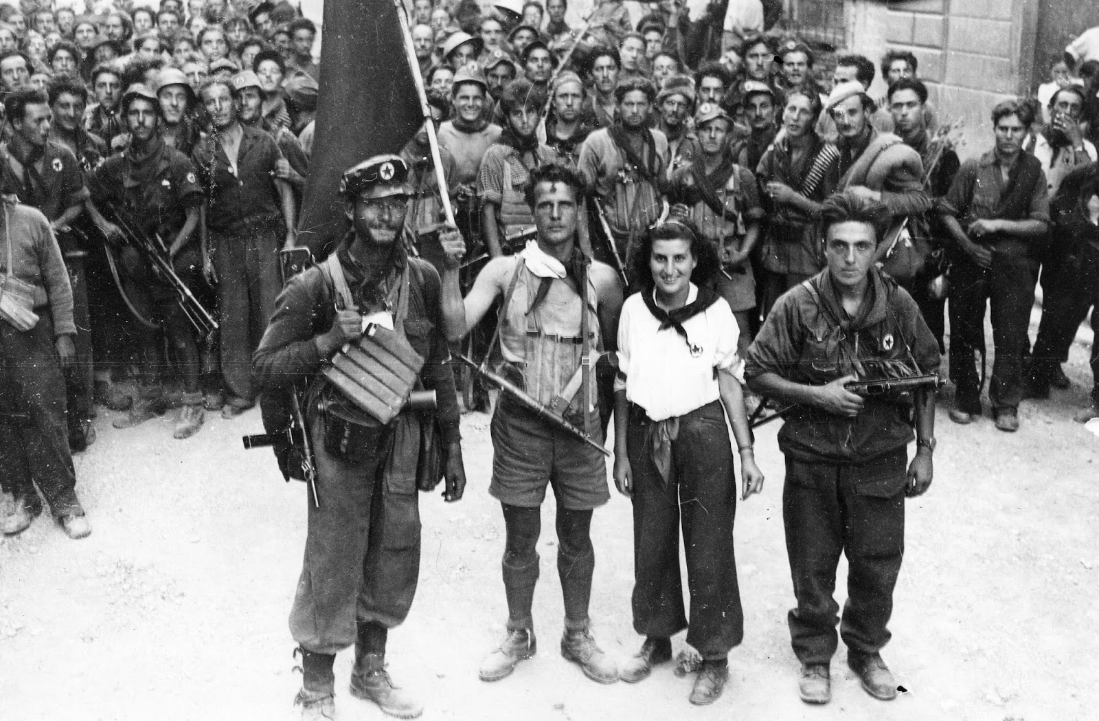Raggi: 25 aprile festa con partigiani e comunità ebraica